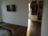 Holzdielen auf Fußbodenheizung