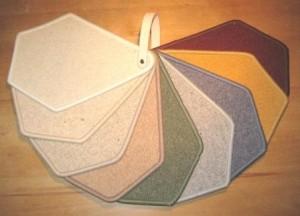 Teppichboden aus Naturfasern