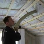 Wärmedämmung-Dach