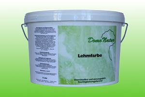 DomoNatur® Lehmfarbe