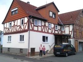 Schauenburg Sanierung Im Denkmalschutz Mit Lehm