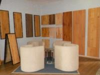 Holzdielen - Ausstellung