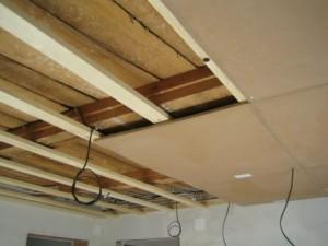 Decke Renovieren Altbau schallschutz verringerung geräuschen lärm