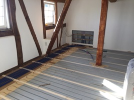 langg ns dornholzhausen ausbau einer alten fachwerkscheune zum wohnraum. Black Bedroom Furniture Sets. Home Design Ideas
