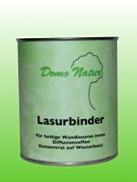 Lasurbinder