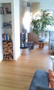 Holzdielen geölt