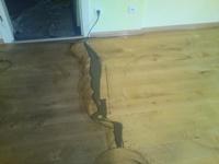 Reinigung-Holzboden