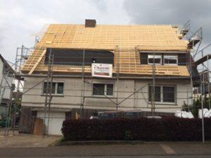 Baunatal - Wärmedämmung Dach