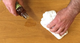 Parkett Reinigen reinigung pflege für geölte holzfußböden holzdielen parkett