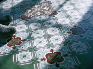zementfliesen sch ne farben kassel gie en caldern b marburg. Black Bedroom Furniture Sets. Home Design Ideas