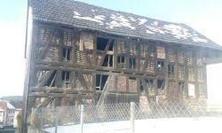 Sanierung - Fachwerkhaus - Fachwerkscheune