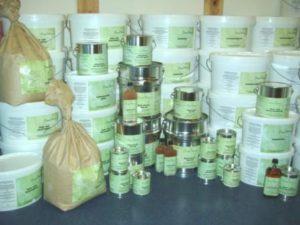 DomoNatur-Produkte