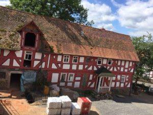 Fachwerkhaus-Heskem