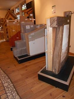 Ausstellung-Naturbaustoffe aus Lehm in Caldern bei Marburg