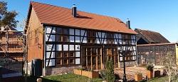 Fachwerksanierung Marburg-Bidenkopf