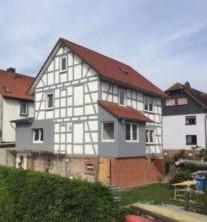 Fachwerksanierung in Marburg