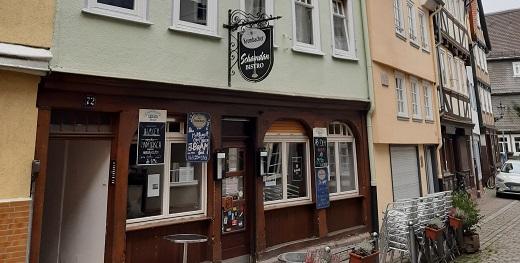 Marburg - historische Altstadt