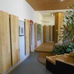 Massivholzdielen - Ausstellung in Caldern bei Marburg, Kassel, Gießen