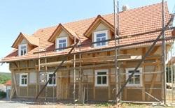 Fachwerkhaus-Renovierung