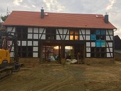 Fachwerkhaus-Sanierung Marburg