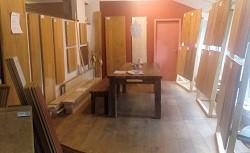 Holzboden Ausstellung in Gießen