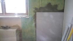 Sanierung mit Kalziumsilikatplatten